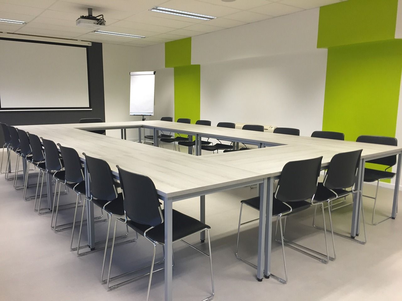 Firma Concash.pl sala konferencyjna